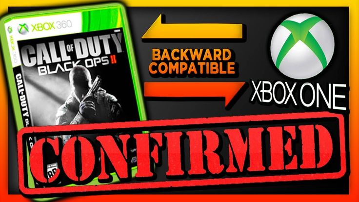 BLACK OPS 2 BACKWARDS COMPATIBLE IN 2/3 WEEKS TIME CONFIRMED https://www.youtube.com/watch?v=n94pzA5Ceks&t=0s
