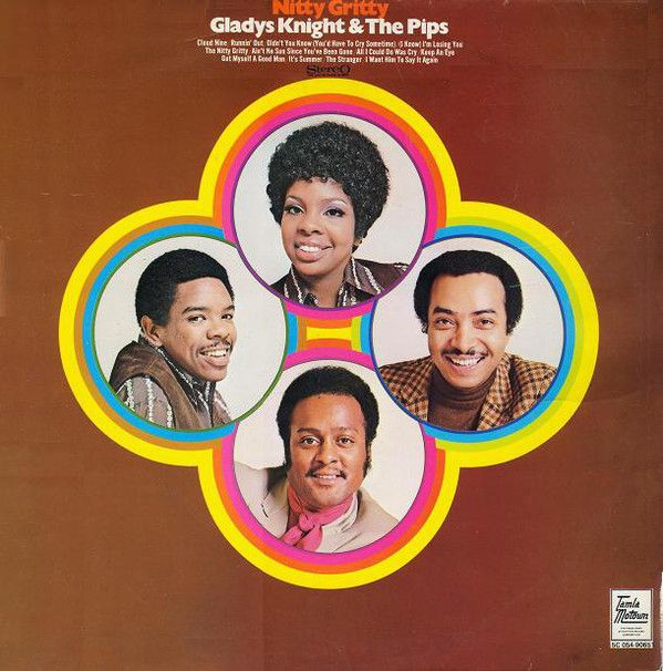 Gladys Knight The Pips Nitty Gritty Gladys Knight Music Album Covers Soul Music
