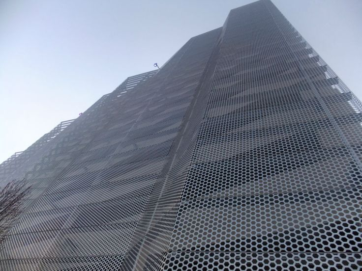 Revel Casino Perforated Cladding | Perforated ...