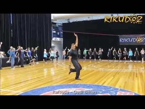 Rafsoda Dance / רפסודה - הדגמה - YouTube