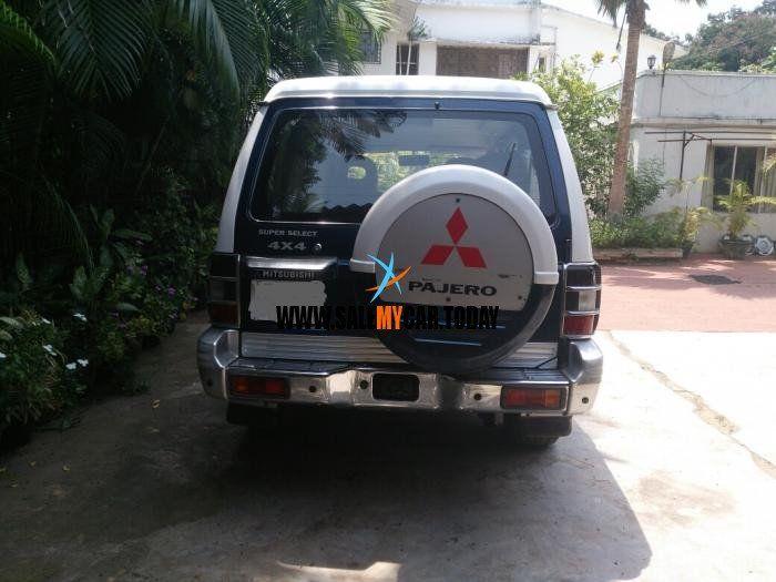 Used Pajero Sfx For Sale In Bhubaneswar Odisha India At Salemycar Today Used Cars Online Small Luxury Cars Mitsubishi Cars