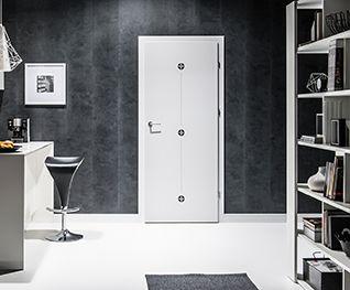 Drzwi VOX #vox #wystrój #wnętrze #drzwi #inspiracje #projektowanie #projekt #remont #pomysły #pomysł #interior #interiordesign #moderndoors #homedecoration #doors #door #drewna #wood #drewniane  #drzwiwewnętrzne #dom #mieszkanie #nowoczesne #white