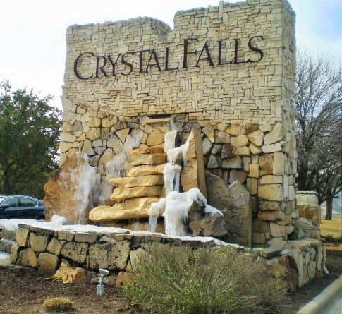 17 best images about leander texas real estate on for Crystal falls builders