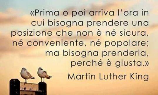 Martin Luther King #aforismi