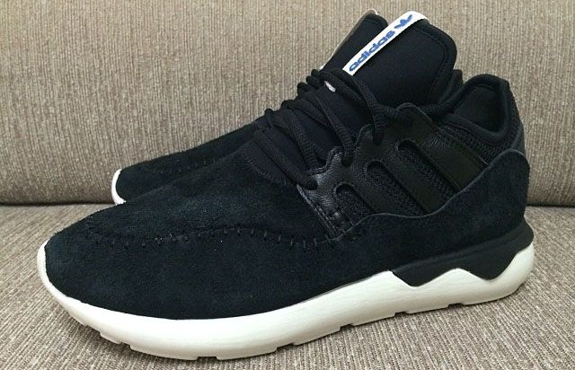 adidas tubular moc runner black