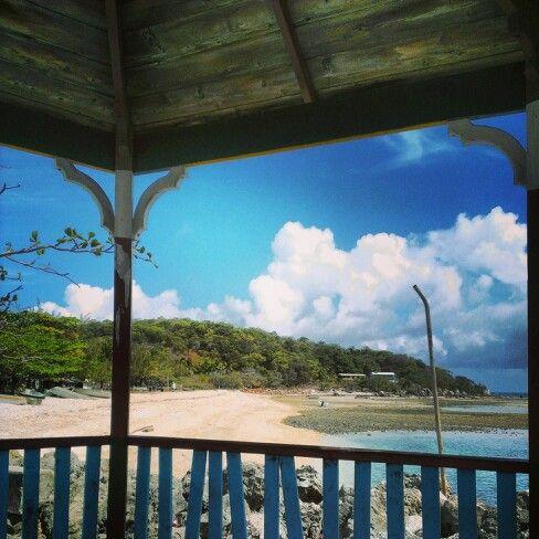 Iama (Yam) Island, Torres Strait, Australia..