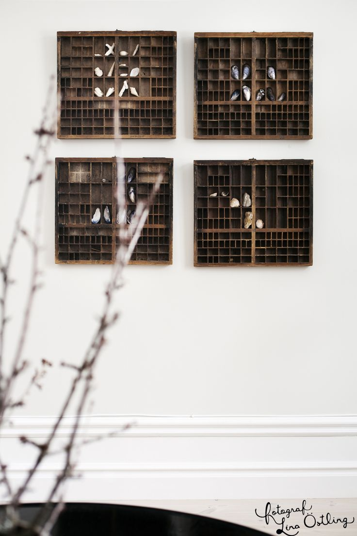 Shelf bookcases memorial wall displays antique white wall display - We Have Antique Printer Drawers Hanging In Our Store They Display A Lot Of Our