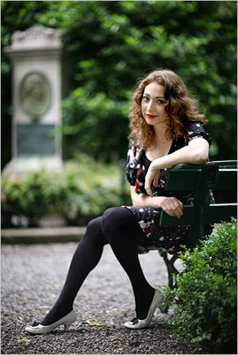 I remain disgustingly in love with Regina Spektor~