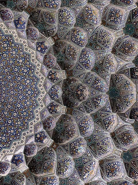 Isfahan/ Imam(Shah) Mosque | ©Horizon, via flickr