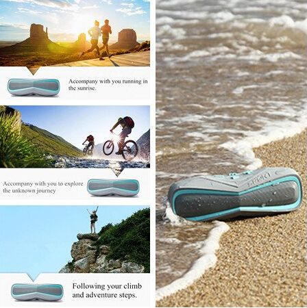 $25.99 with code XRHHI89L Bluetooth Speaker Outdoor Portable | Bluetooth Speaker | Pinterest | Bluetooth, Bluetooth speakers and Cool bluetooth speakers