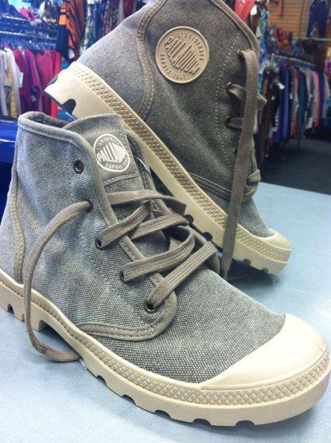 808676082d9 Palladium Boots women's size 8 $18.00 | flats/heels/boots/slippers | Palladium  boots, Palladium boots women, Slipper boots