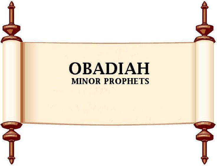 Minor prophets bible study