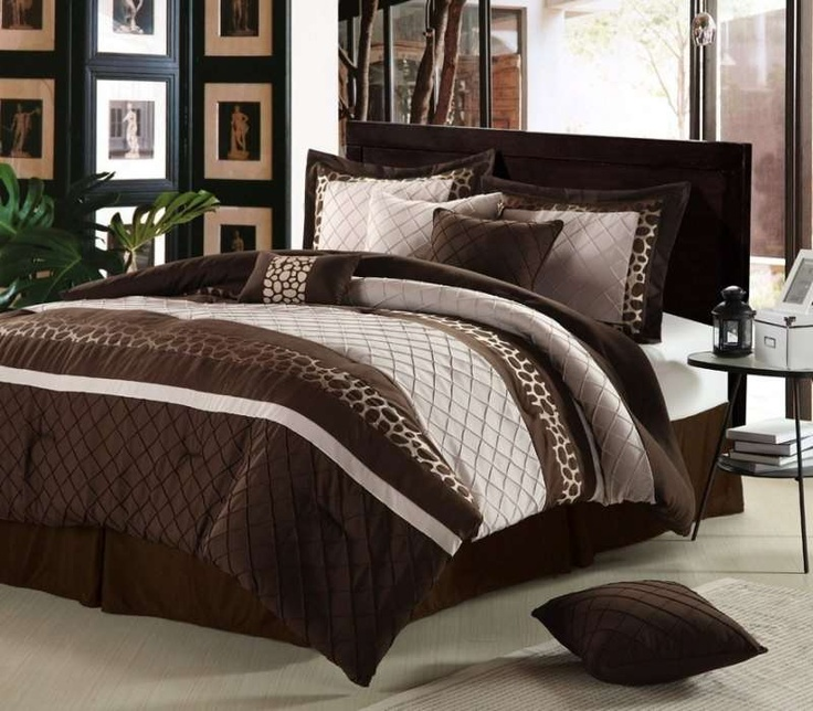 An Exotic Touch To The Bedroom: Top 25 Ideas About HOME -- Bedroom Beauty.... On Pinterest