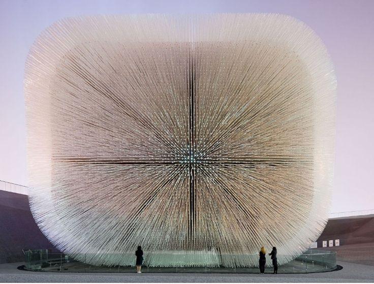 UK Pavilion at Shanghai Expo 2010 | Thomas Heatherwick