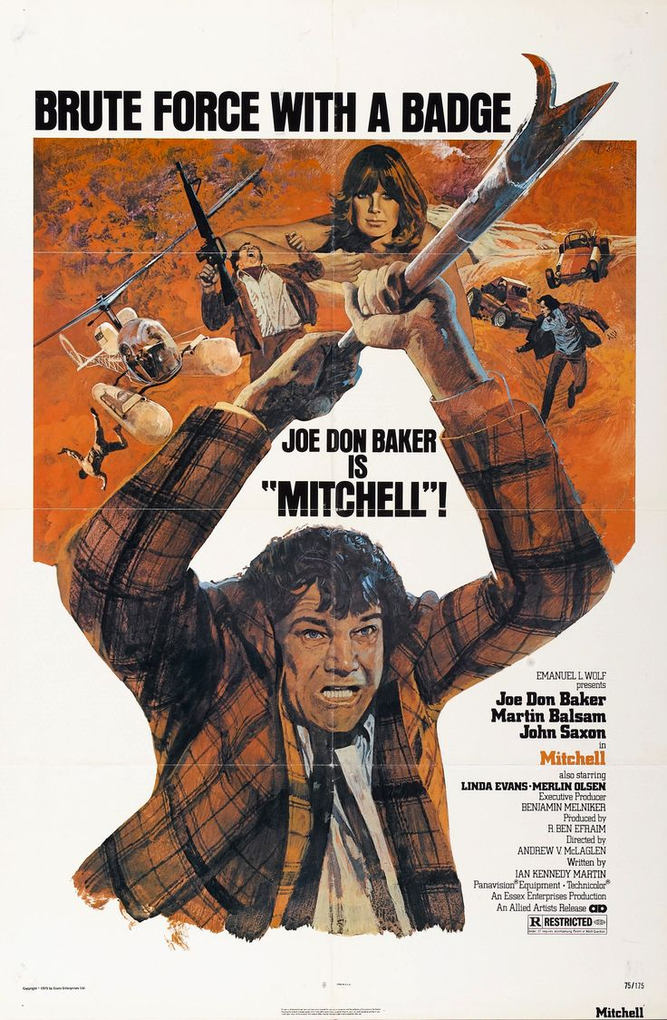 joe don baker mitchell