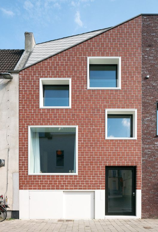 House DMS / Vermeiren De Coster Architecten in 2020
