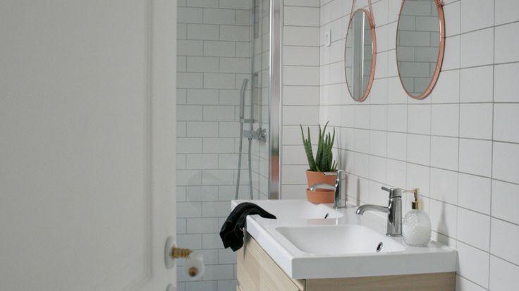10 id es propos de salle de bains nature sur pinterest - Plante pour salle de bain sombre ...