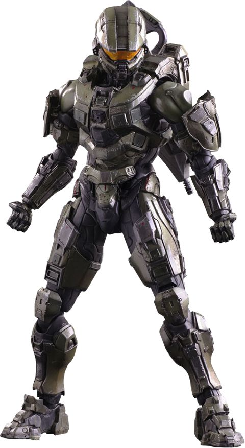 Master Chief Collectible Figure