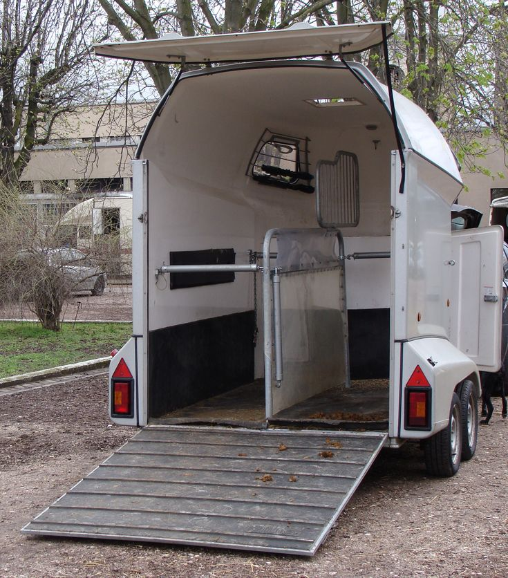 How to Buy a Used Horse Trailer -- via wikiHow.com