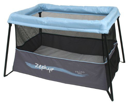 Click Image Above To Buy Valco Baby Zephyr Porta Crib In Mistral Find This Pin And More On Portable Toddler Bed