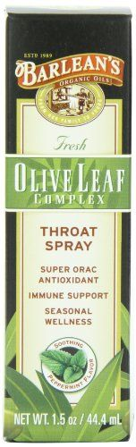 Like and Share if you want this  Barlean's Organic Oils Olive Leaf Complex Throat Spray, 1.5-Ounces     Tag a friend who would love this!     $ FREE Shipping Worldwide     Buy one here---> http://herbalsupplements.pro/product/barleans-organic-oils-olive-leaf-complex-throat-spray-1-5-ounces/    #herbalsupplements #supplements  #health #herb