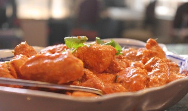 Kashmiri Chicken Curry : Food : The Home Channel