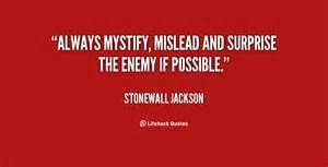 stonewall jackson quotes - Bing Images
