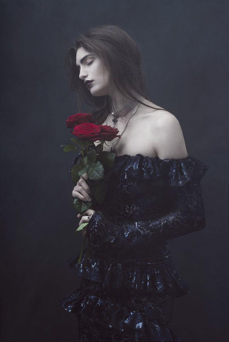 gothic dark style make up - Cerca con Google