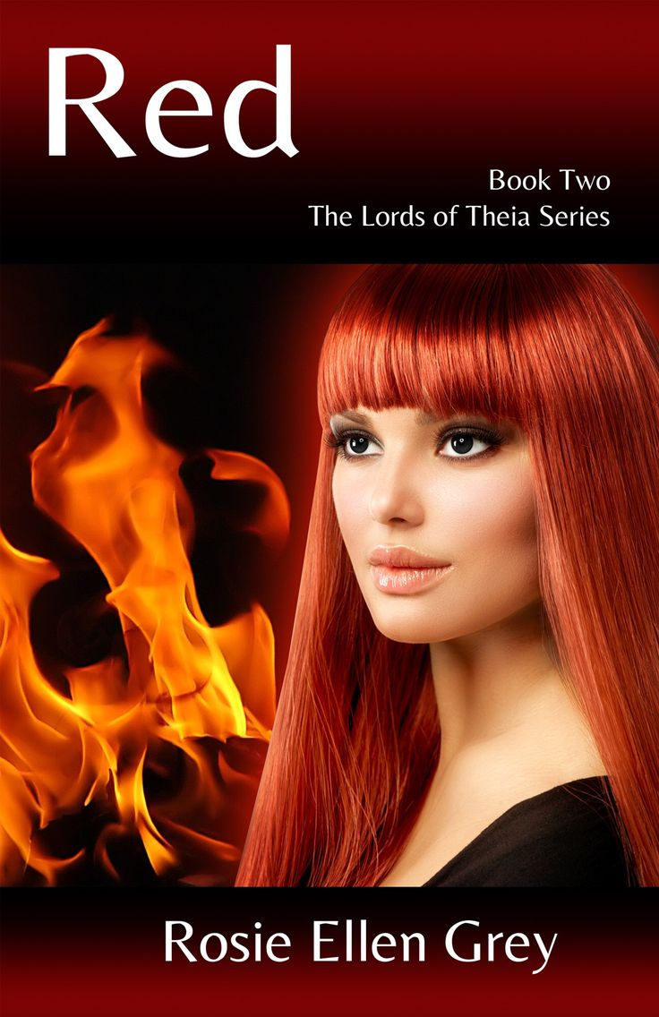 Red - The Lords of Theia (book two)
