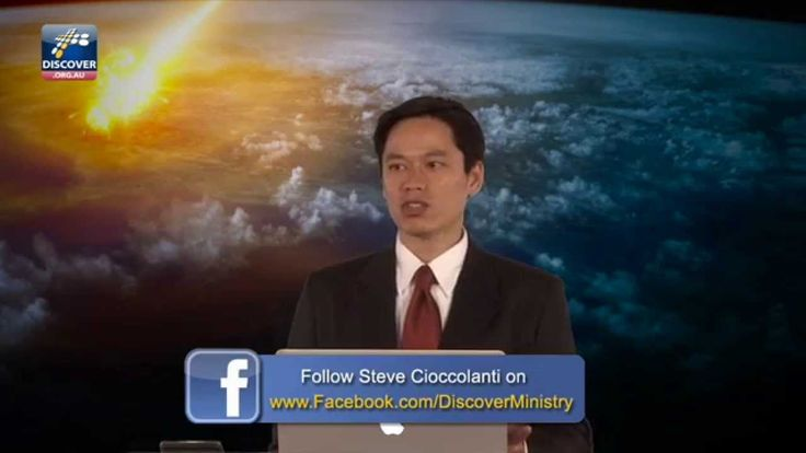 """Discover Ministries  - Pastor Steve Cioccolanti - The Vision of Heaven by the Dying Prophet, & the Car Crash that takes him to *Heaven, & is sees  something very *Special in Heaven* & worth knowing, & passing on.     God's """"Love""""  in the Book of Revelation is Explained clearly, concisely, & very Eloquently!."""