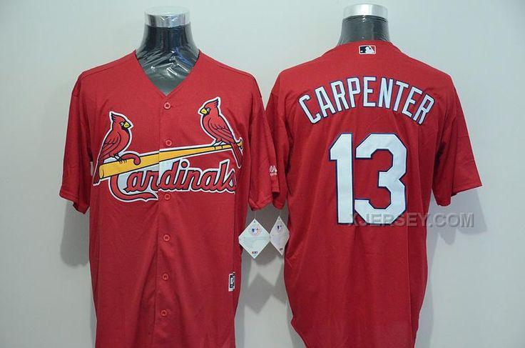 http://www.xjersey.com/cardinals-13-matt-carpenter-red-new-cool-base-jersey.html CARDINALS 13 MATT CARPENTER RED NEW COOL BASE JERSEY Only $35.00 , Free Shipping!
