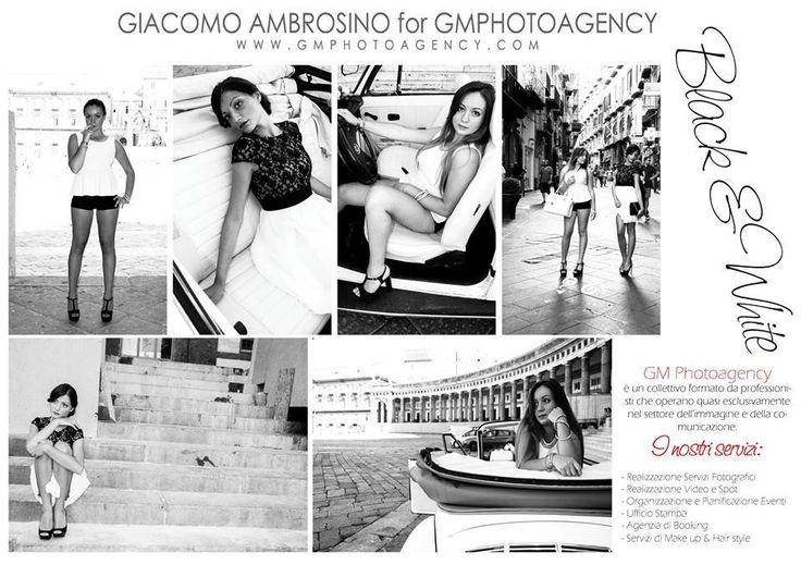 | Black&White | PH. Giacomo Ambrosino Photographer  AGENZIA: GMPhotoagency DATA: 30.08.2014 LOCATION: PIAZZA PLEBISCITO / VIA CHIAIA - NAPOLI (NA) MODELS: Brigida Malinconico / Carmela Di Lauro  Ringraziamo L'AUTO SPOSA VERGARA NOLEGGIO AUTO D'EPOCA E MODERNE IN CAMPANIA di NAPOLI per la gentilezza e la cortesia. #black #white #outfit #napoli #glamour #photography #moda #gmphotoagency #giacomoambrosino #fotografia