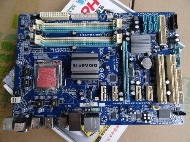 46.31$  Buy now - Used original Motherboard for Gigabyte GA-EP43T-S3L LGA775 DDR3  #buyonline