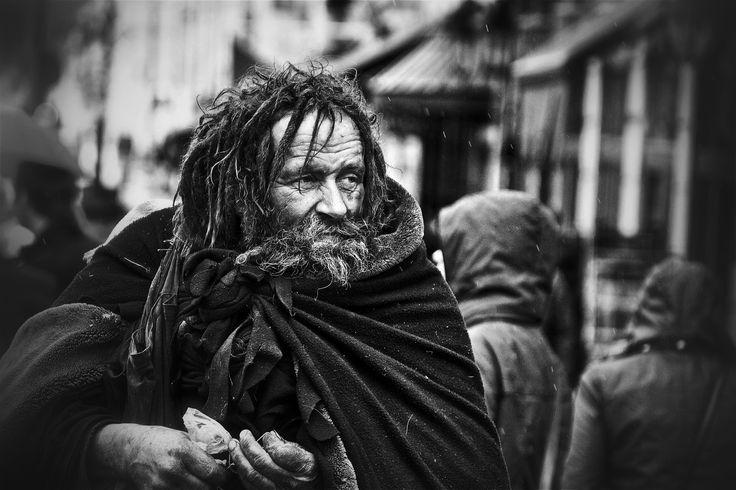 Homeless....