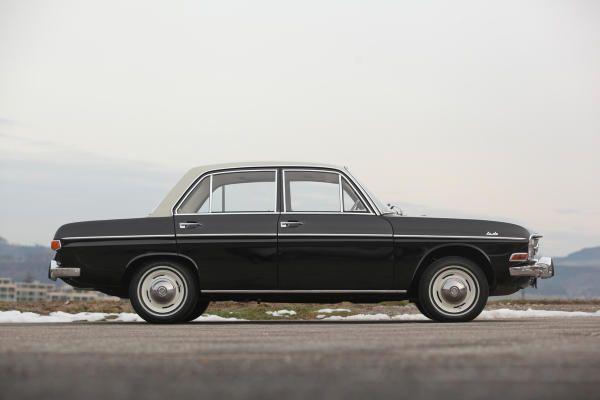Audi F103 (1965) ☺