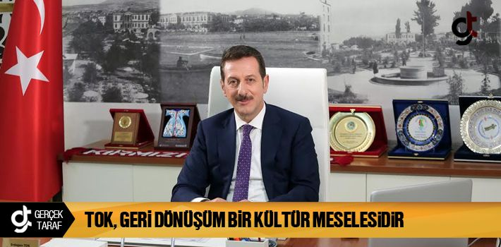 Erdoğan Tok, İlkadım'da Geri Kazanım Bilinci Yerleşiyor