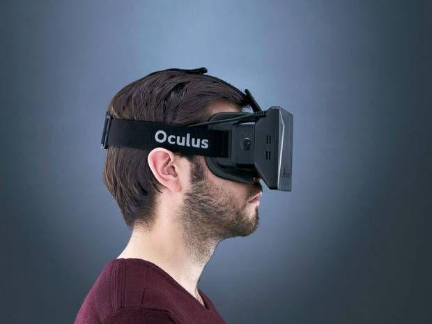 Virtual Reality - Oculus Rift