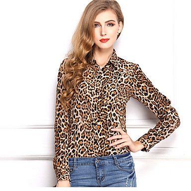 blusa leopardo sophie