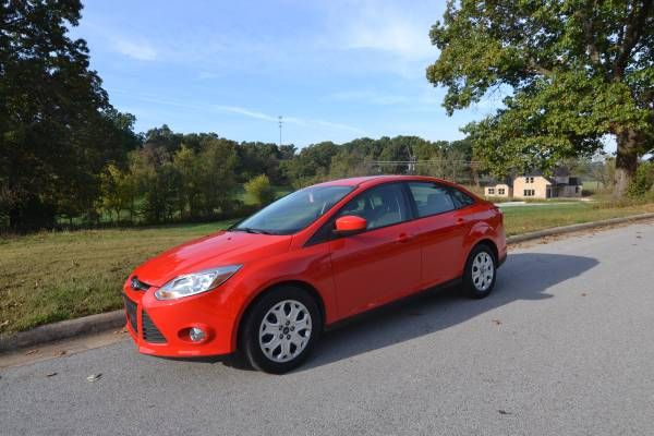 2012 Ford Focus SE Only 75K Miles (Rogers AR) $5850: QR Code Link to This Post 2012 Ford Focus SE With 75k Original Miles 4Cyl Automatic,…