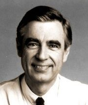 """February 27, 2003 Fred Rogers, host of TV's """"Mr. Rogers' Neighborhood"""" dies at age 74"""