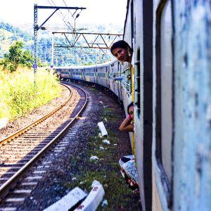 India train Travel