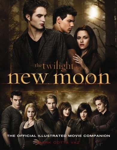 Twilight New Moon: The Official Illustrated Movie Companion