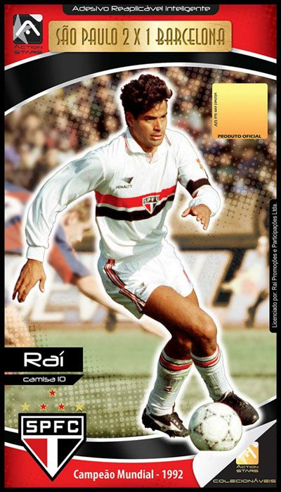 Raí - São Paulo FC
