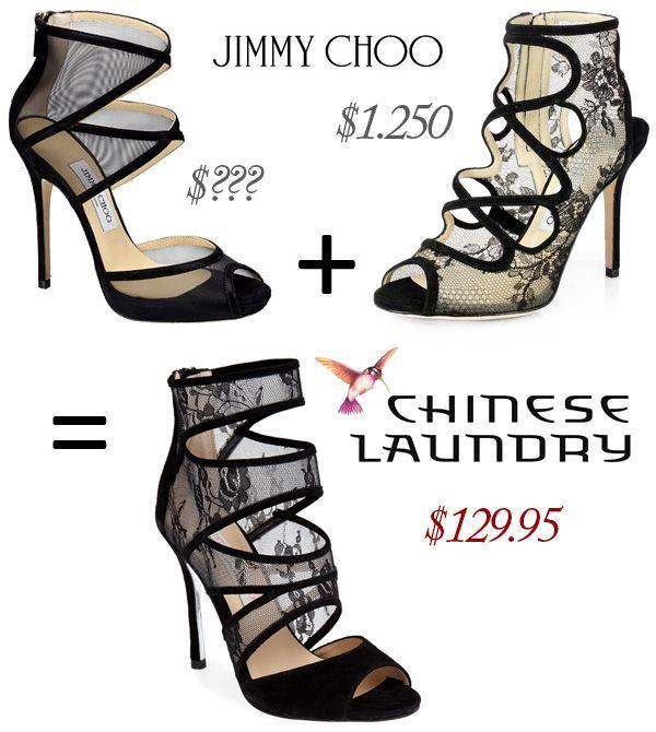 Copycat Math - Jimmy Choo + Jimmy Choo = Kristin Cavallari for Chinese  Laundry. Chinese Laundry ShoesKristin CavallariCopycatBeautiful ...
