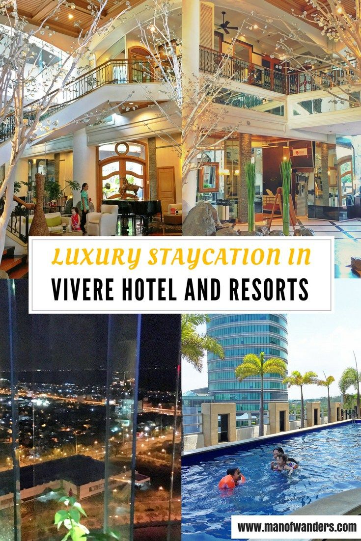 Vivere Hotel And Resorts in Alabang Philippines
