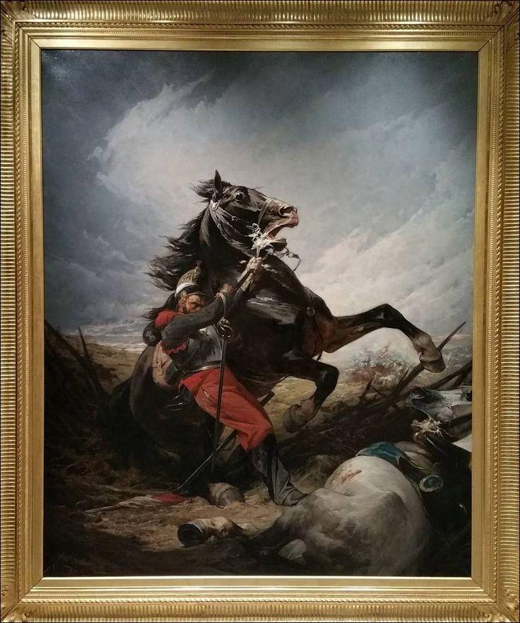 Épinglé par Htgchr sur Rousselot, Detaille... | Musée, Guerre et Peinture