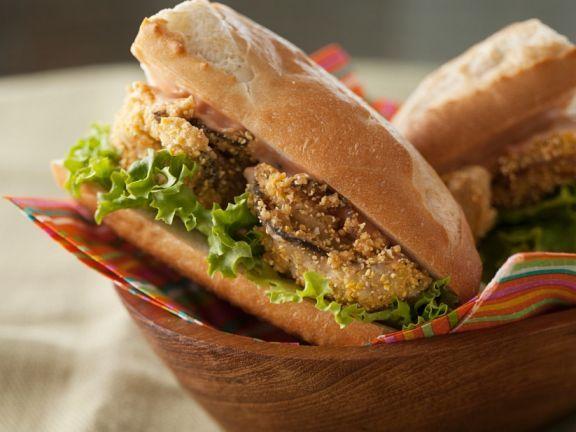 Austern-Sandwich ist ein Rezept mit frischen Zutaten aus der Kategorie Muscheln. Probieren Sie dieses und weitere Rezepte von EAT SMARTER!