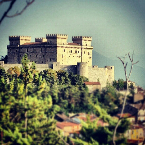 Castle of Celano