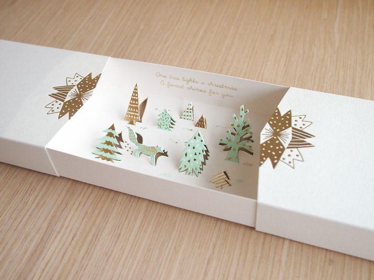 Tofu Christmas Forest