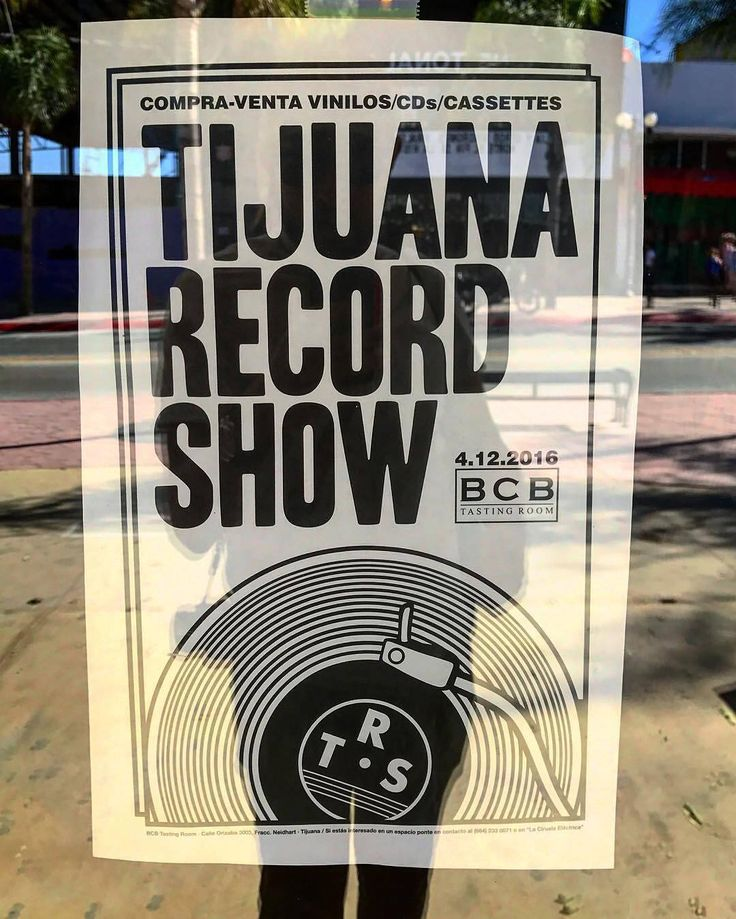 Tijuana's music scene has always been a thing. Some forget that this was the town that saw Santana's rise to fame in the early 1960's.  ___  This city's history with Rock 'n' Roll has created a thirst for authentic sounds; wether its Herb Alpert & The Tijuana Brass Charles Mingus' Tijuana Moods or Julieta's Venegas' early work with anarchist punk group Tijuana NO! this city has always been present in the outskirts of pop-culture.  ___  We're looking forward to picking at the Tijuana Record…